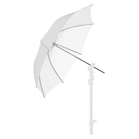 "Lastolite 28"" Fiberglass Umbrella, Translucent, White by Lastolite"