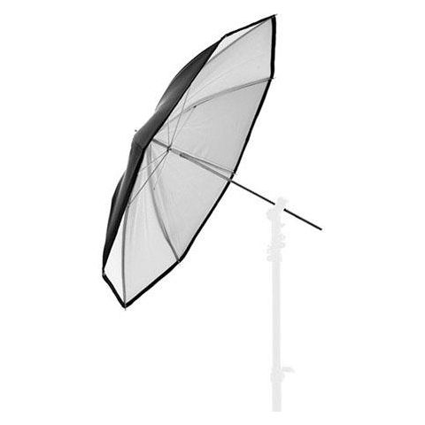 "Lastolite 30"" Fiberglass Umbrella, White, Bounce PVC by Lastolite"