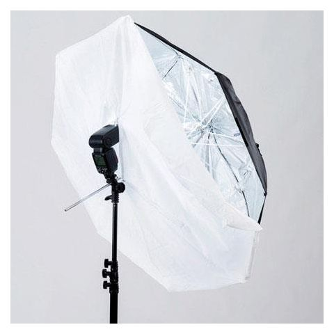 "Lastolite 41"" 8-in-1 Fiberglass Umbrella by Lastolite"