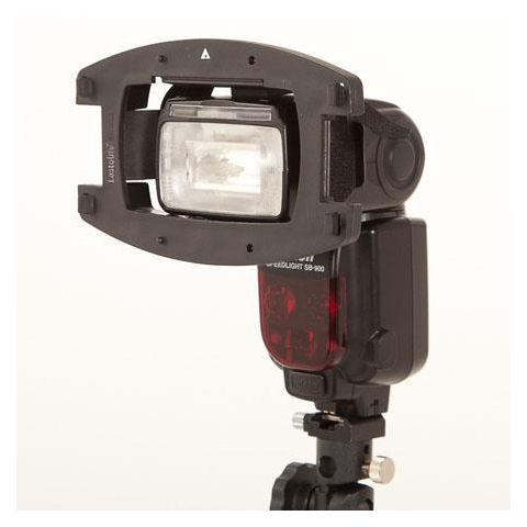 Lastolite Strobo Kit - Pro Direct To Flashgun Mount by Lastolite