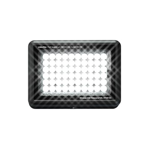 Litra LitraPro 1200 Lumen Full Spectrum Bi-color Compact Photo/Video LED Light by Litra