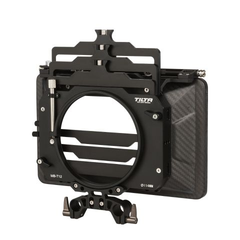Tilta MB-T12 4 X 5.65 Carbon Fiber Matte Box by Tilta