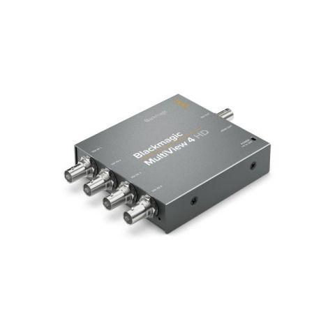 Blackmagic Design HDL-MULTIP3G/04HD MultiView 4 HD by Blackmagic Design