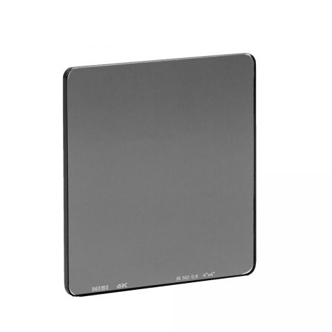 NiSi NIC-44-ND0.9 NiSi Nano Infrared Neutral Density 0.9 Filter - 4 x 4 by Nisi