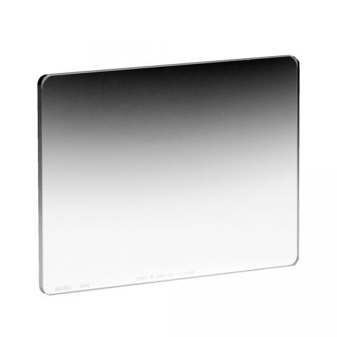 NiSi NIC-4565-SGND0.9 NiSi Nano Soft Infrared Graduated Neutral Density 0.9 Filter - 4 x 5.65 by Nisi