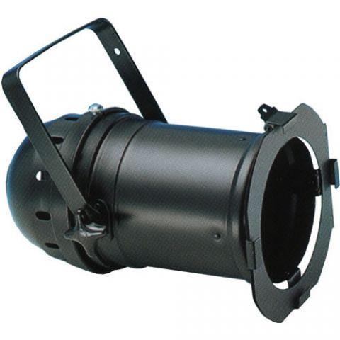 Altman PAR 64 - Black Steel - 300-1000 Watts (120 VAC) by Altman