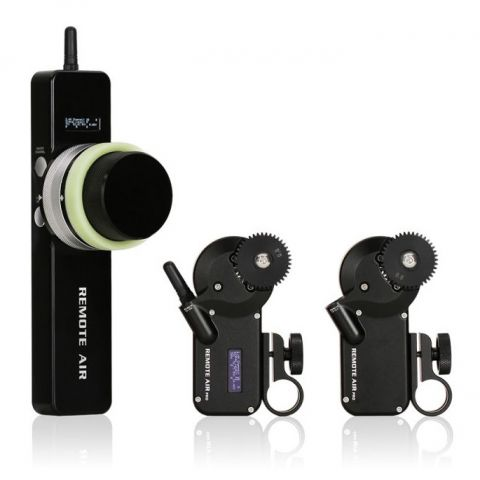 PD Movie PD2-N Remote Air 2 Dual Channel Wireless Lens Control System for Focus and Iris by PD Movie