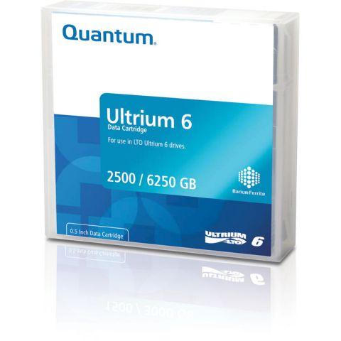 Quantum MR-L6MQN-01 LTO Ultrium 6 Standard Cartridge (2.5/6.25TB) by Quantum