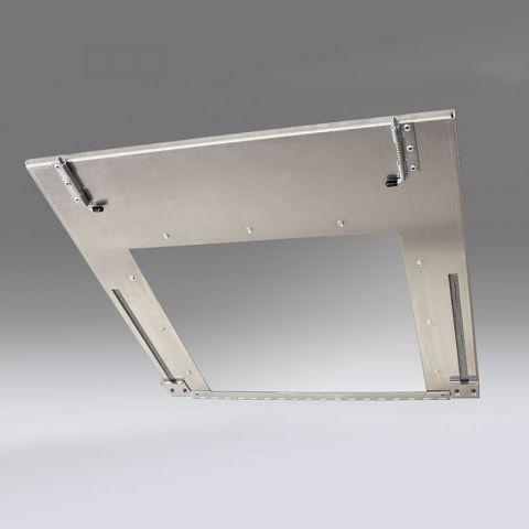 Draper 300030 Revelation Glass Shield by Draper