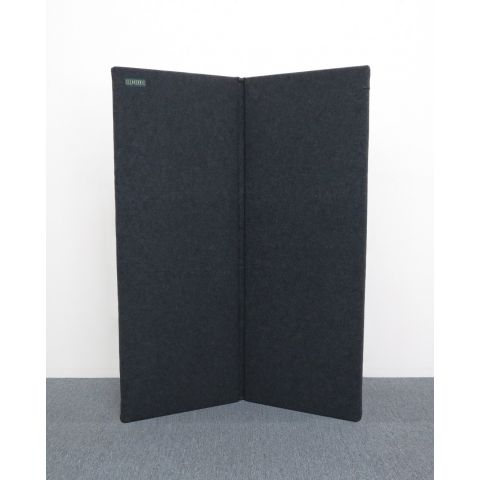 """ClearSonic S2466x2 SORBER 2-section Fabric-Hinged Free-Standing 48"""" wide x 66"""" high x 1.6"""" thick by ClearSonic"""