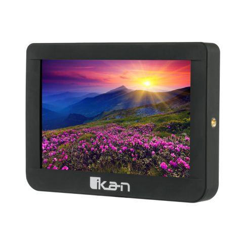 "Ikan S7C Saga 7"" 4K Support HDMI/3G-SDI Monitor by Ikan"
