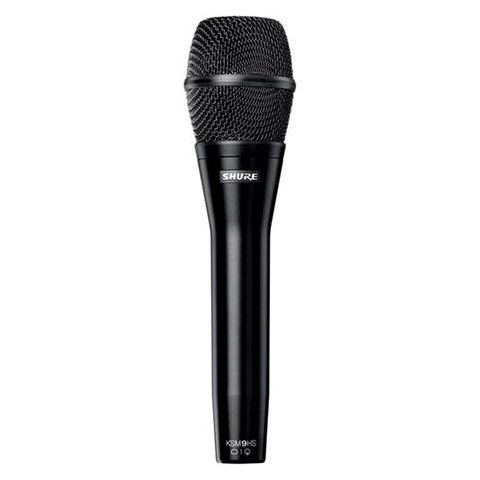 Shure Multi-Pattern Dual Diaphragm Handheld Condenser Vocal Microphone, 50 - 20000Hz, 145ohms Output Impedance by Shure