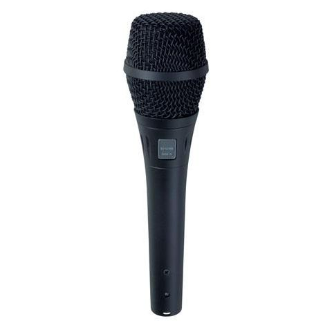 Shure SM87A Super-Cardioid Condenser Handheld, Vocal, Wired Microphone. by Shure