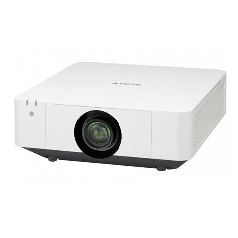 Sony  VPL-FH65 WUXGA 3LCD Installation Projector, 1920x1200, 6000 Lumens, White by Sony