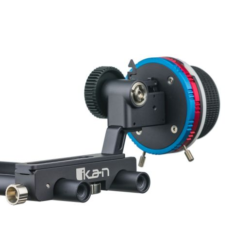 Ikan STR-FF STRATUS Follow Focus w/ Hard Stops by Ikan