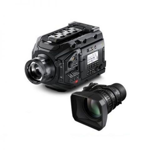 Blackmagic Design URSA Broadcast Camera & Fujinon LA16x8BRM-XB1A Lens Kit by Blackmagic Design