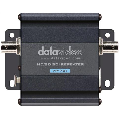 Datavideo VP-781 HD/SD-SDI with Intercom Repeater by Datavideo