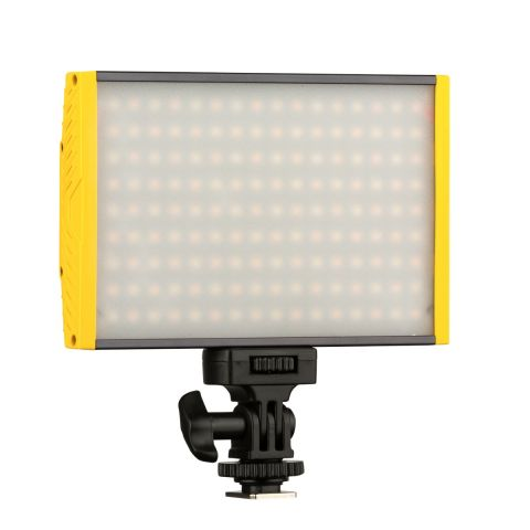 Ikan OYB120 Onyx 120 Bi-Color Aluminum On Camera LED Light by Ikan