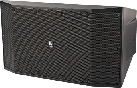 """Electro-Voice EVID-S10.1DB Subwoofer 2x10"""" Cabinet, Black by Electro-Voice"""