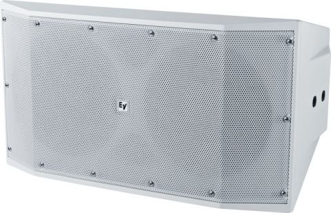 """Electro-Voice EVID-S10.1DW Subwoofer 2x10"""" Cabinet, White by Electro-Voice"""