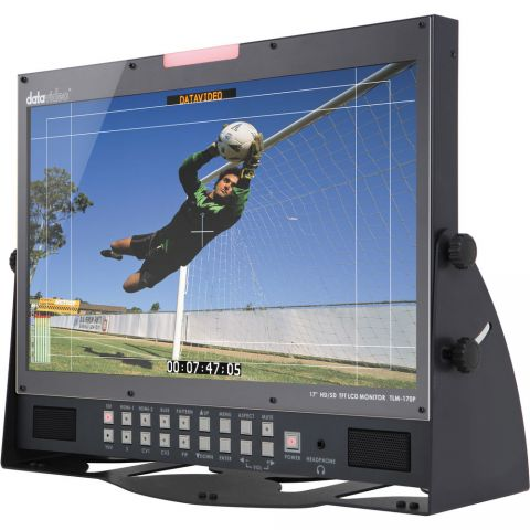 """Datavideo TLM-170P 17.3"""" HD/SD TFT LCD Monitor by Datavideo"""