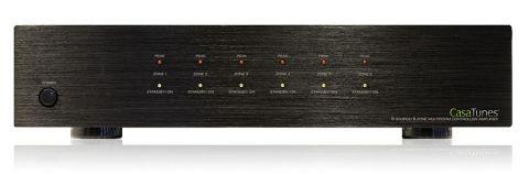 CasaTunes CT-6X6MA 6X6 Matrix Amplifier by CasaTunes