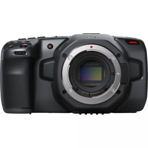 Blackmagic Design Pocket Cinema Camera 6K (Canon EF) by Blackmagic Design