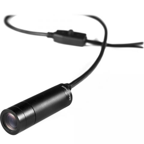Marshall Electronics CV225-MB New VersionMINILipstickIP67weatherproof Full-HD (1080p59.94fps) Camera by Marshall Electronics