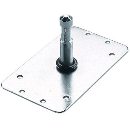 """Avenger 3"""" Baby Wall Mounting Plate with a 5/8"""" Spigot. by Avenger"""