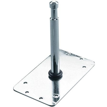 """Avenger 6"""" Baby Wall Mounting Plate with a 5/8"""" Spigot. by Avenger"""