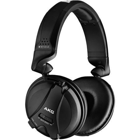 AKG Acoustics K181DJ UE Professional On-ear DJ Headphones by AKG