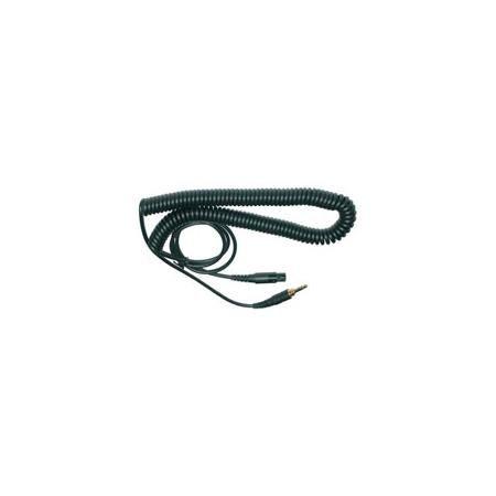 AKG Acoustics EK300 16.5' (5m) Coiled Plug-on Cable for Studio & DJ Headphones with Locking mini-XLR Connector by AKG