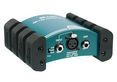 BSS Audio AR-133 - Active DI Box by Bss Audio