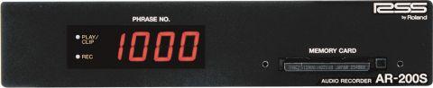 EDIROL AR-200S ROLAND Audio Recorder with RS-232C Interface by Edirol
