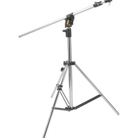 Manfrotto 420CSUNS Convertible Boom/Stand 420 - Steel (#3400) by Manfrotto