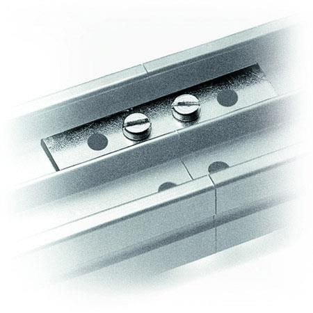 Manfrotto Aligning Connectors for Fixed Rail Overhead Lighting Systems, (0950) by Manfrotto