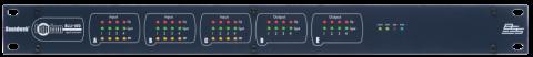 BSS Audio BLU-100 12x8 Signal Processor with Digital Audio Bus by Bss Audio