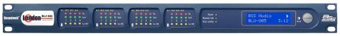 BSS Audio BLU-805 Signal Processor with Digital Audio Bus and AVB by Bss Audio