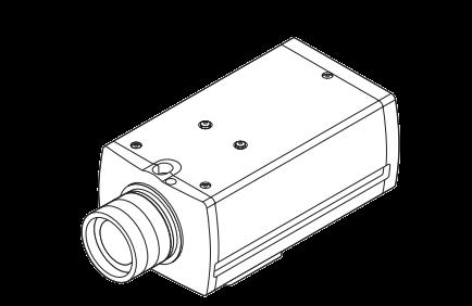 "Bosch LTC 0450/11 1/3"" Digital Color Camera by Bosch"