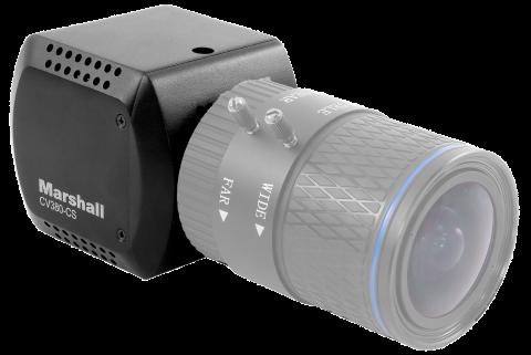 Marshall Electronics  CV380-CS 8.5MP True 4K30 Compact Camera by Marshall Electronics
