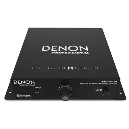Denon  DN-200AZB Solution Series Zone Amplifier with Bluetooth Receiver by Denon