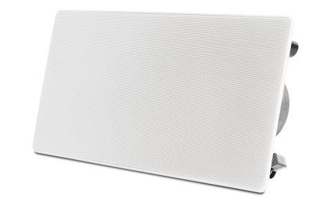 """Denon Dual 5.25"""" Two-Way, In-Wall Rectangular Speaker by Denon"""