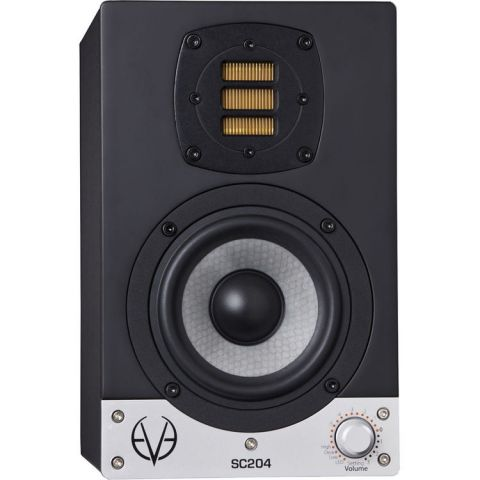 """Eve Audio SC204 - 4"""" Two-Way Active Studio Monitor (Single) by EVE"""