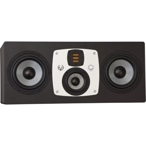 """Eve Audio SC407 - 6.5"""" Four-Way Active Studio Monitor (Single) by EVE"""