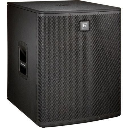 """Electro-Voice ELX118P 18"""" Live X Powered Subwoofer, 32-130Hz I10dB Frequency Response by Electro-Voice"""