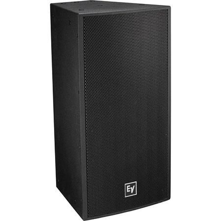 """Electro-Voice EVF-1121S 12"""" Front-Loaded Bass Element Speaker, 1600W Peak, 4Ohms Passive/8Ohms Biamp Impedance, 98dB Axial Sensitivity, 66Hz-100Hz Response, Single by Electro-Voice"""