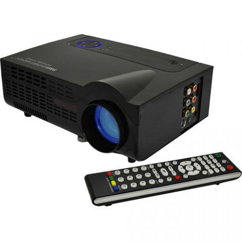 Favi Entertainment RIOHD-LED-G3 SVGA LCD Gaming Projector by Favi
