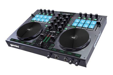 Gemini G2V 2-Channel Virtual DJ Controller by Gemini
