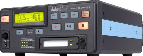 Datavideo HDR60 HD/SD Digital Video Recorder by Datavideo