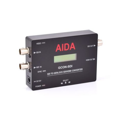 AIDA Imaging GCON-SDI SDI to Genlock SDI/HDMI Converter by AIDA Imaging